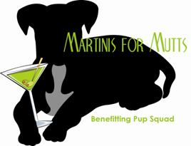 Martinis for Mutts